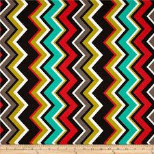 michael miller chevy chevron retro discount designer fabric