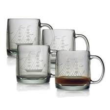 clipper ship coffee mugs set of 4 free shipping on orders