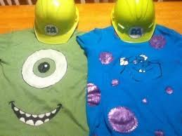 Monsters Inc Costumes Monsters Inc Costumes Mike And Sully A Costume Decorating