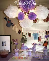 lavender baby shower cheylyn chic loving lavender baby shower