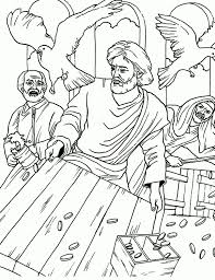 coloring pages jesus in the temple coloring page mycoloring free