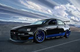 black mitsubishi lancer photos mitsubishi lancer evolution x sky black automobile