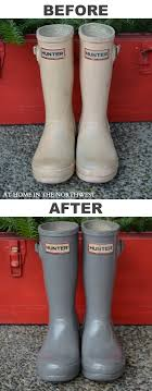 re old rubber boots with spray paint 29 cool spray