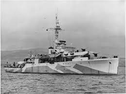 corvette boat ww2 292 best warship camouflage images on royal navy navy