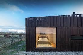 Farmhouse Modern by Howe Farm Is An Air Tight Timber Clad Farmhouse With A Fresh New