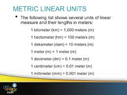 30 feet in meters presentation 8 metric measurement units ppt video online download