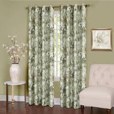 Blackout Curtain Panels With Grommets Tranquil Lined Grommet Panel Walmart Com
