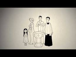 what is baptism sketch animation narrated in mandarin chinese