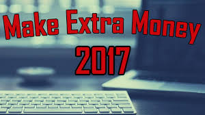 5 side jobs for extra money from home make extra money 2017