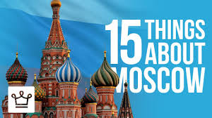 15 things you didn u0027t know about moscow youtube