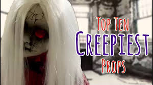 convulsing nurse spirit halloween top ten creepiest halloween props youtube