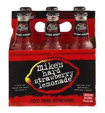 how much alcohol is in mike s hard lemonade light mike s hard beverage co strawberry lemonade passion vines
