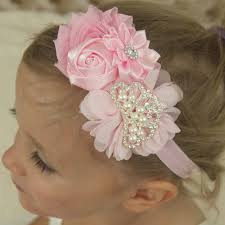 cheap hair accessories 16pcs shabby chic flower hair bows headband cheap hair accessories