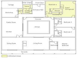 100 roman house floor plan club du roman historique