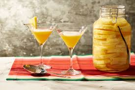 Hawaiian Martini Cocktail Recipes Sbs Food