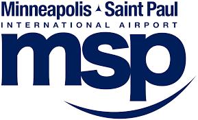 Endeavor Air Route Map by Minneapolis U2013saint Paul International Airport Wikipedia