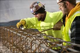 Rebar Worker Chilstrom Erecting U2013 The Daily Reporter U2013 Wi Construction News U0026 Bids