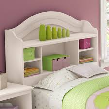 sauder orchard hills bookcase headboard unique twin bed with bookcase headboard best home decor inspirations