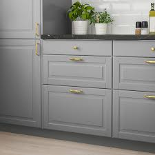 kitchen cabinet door fronts and drawer fronts bodbyn drawer front gray 36x5