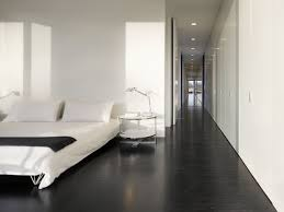 Black Feature Wall In Bedroom Making Black And White Work For You In The Bedroom