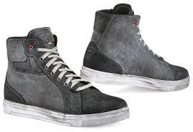 best motorcycle footwear tcx street ace air shoes revzilla
