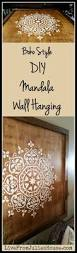 Bathroom Artwork Best 25 Wall Mandala Ideas On Pinterest Mandalas En Paredes