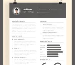 free resume templates download psd design modern free photoshop resume templates download 20 beautiful free