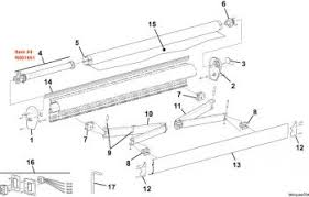 Carefree Window Awnings Carefree Over The Door 12v Awning Motor Marquee R001651