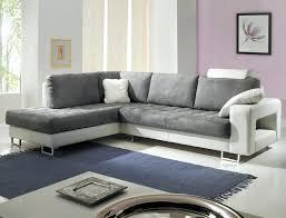 discount canape d angle canape canape d angle avec coussin canapac droit en tissu gris