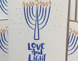 hanukkah cards letterpress hanukkah cards