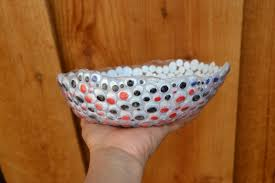 simple and super easy googly eyes halloween candy bowl craft