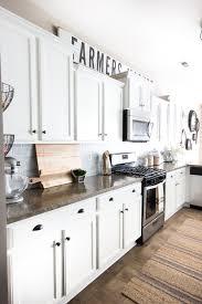 farmhouse kitchen modern farmhouse kitchen makeover reveal bless er house