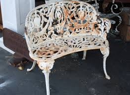 Retro Outdoor Furniture by Bench Interesting Extraordinary Surprising Antique Outdoor
