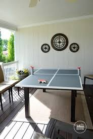 ping pong table cost snow winter sled boy christmas holidays beer pong table