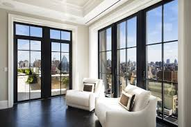 Two Sophisticated Luxury Apartments In NY Includes Floor Plans - New apartment design
