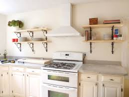kitchen wall storage ideas diy wall mounted pot and pan rack not ideal for