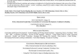 Principal Resume Samples by Principal Resume Or Cv Sample Aka Vice Principal Page 1