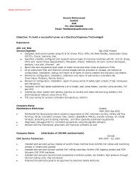 Electrical Testing Engineer Resume 100 Power System Engineer Resume Mechanical Engineering