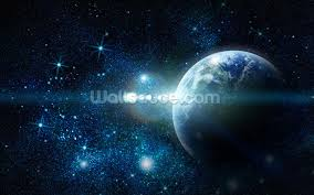 space wallpaper wall murals wallsauce usa realistic planet earth wall mural wallpaper