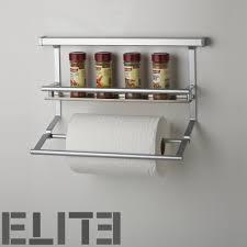 Kitchen Cabinet Towel Holder Towel Holder For Kitchen