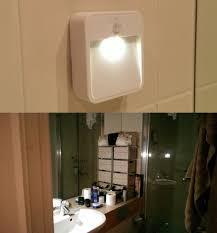Bathroom Motion Sensor Light Switch Bathroom Sensor Lights Switchotion Lighting Interesting On