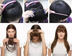 clip in fringe uk clip on clip in front hair fringe hair extension