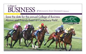 Save The Date Business Email by College Of Business Night At Canterbury Minnesota State