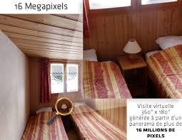 chambre virtuelle visite virtuelle immersive à 360 3ème chambre de l appartement de