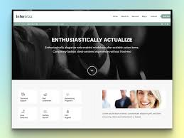 html5 website template free 10 free responsive html templates for business site uicookies