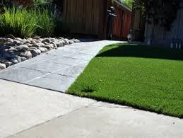 Backyard Grass Ideas Synthetic Turf Mercer Island Washington Gardeners Backyard