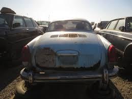 1974 volkswagen thing interior junkyard find 1974 volkswagen karmann ghia coupe the truth