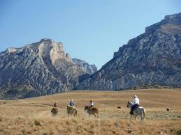 wyoming dude ranches wyoming the dude rancher u0027s association