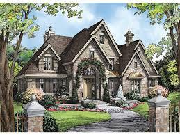 European House Plan by Small European House Plans