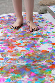 Things To Make At Home by Big Art Painting With Your Feet Painting Techniques Paintings